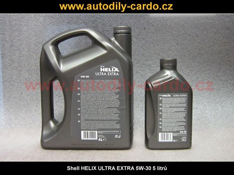 Shell 5W30 C3