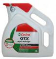 Castrol GTX 15W-40 A3/B3 4L + štítek