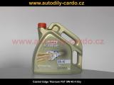 Castrol EDGE Titanium FST 0W-40 4L + štítek