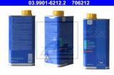 Brzdová kapalina ATE (AT 706212) TYP-200 DOT4 1l, 03.9901-6212