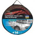 Startovací kabely GYS 320A, 3m, 16mm (056329) DIN 72553
