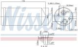 Vysoušeč klimatizace NISSENS 95142