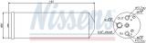 Vysoušeč klimatizace NISSENS 95082