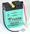 Motobaterie YUASA 6N2-2A-3 2Ah 6V P+ /70x47x96/