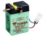 Motobaterie YUASA 6N2A-2C-3 2Ah 6V L+ /70x47x106/