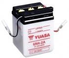 Motobaterie YUASA 6N4-2A 4Ah 6V P+ /71x71x96/
