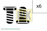 Sada šroubů pro setrvačník LUK (LK 411015610)