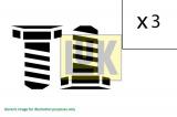 Sada šroubů pro setrvačník LUK (LK 411017510)