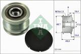Alternátorová volnoběžka (předstihová spojka) INA (IN 535016810)