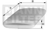 Filtr odvzdušnění klikové hřídele MANN MF CS51