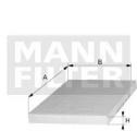 Kabinový filtr MANN MF CU2232/1