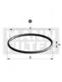 Těsnění olejového filtru MANN MF DI101-02