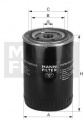 Filtr chladiva MANN MF WA9190