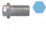 Závitová zátka, olejová vana  CORTECO (COR 220120S)