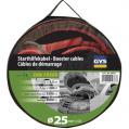 Startovací kabely GYS 500A, 3,5m, 25mm (056336) DIN 72553